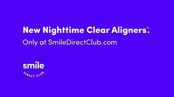 Smile Direct Club Nighttime Clear Aligners TV Spot, 'Bed' - Thumbnail 7