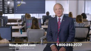 NewDay USA VA Streamline Refin Loan TV Spot, '50 Year Lows' - 474 commercial airings