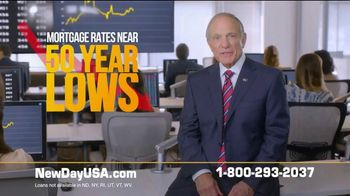 NewDay USA TV Spot, '50 Year Lows'
