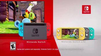 Nintendo Switch TV Spot, 'Pokémon Sword & Pokémon Shield: The Next Big Pokémon Adventure' - Thumbnail 10