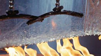 Rain-X Silicone Advantedge Wiper Blades TV Spot, 'Fire & Ice'