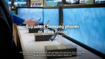 Walmart Black Friday TV Spot, 'Select Samsung Phones' Song by Lizzo - Thumbnail 3