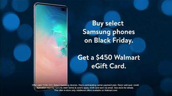 Walmart Black Friday TV Spot, 'Select Samsung Phones' Song by Lizzo - Thumbnail 6