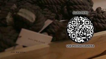 Max-Bone TV Spot, 'QR Code: Luxury Brand for Pets'