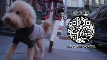 Max-Bone TV Spot, 'QR Code: Luxury Brand for Pets' - Thumbnail 4