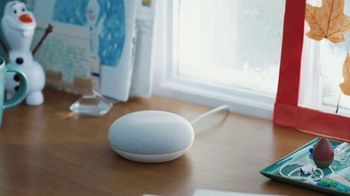 Google Home Mini TV Spot, 'Frozen 2: Like a Snowball: $25'
