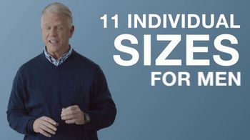 Kane 11 Socks TV Spot, 'What Size Socks Do You Wear: 20 Percent Off' Featuring Boomer Esiason - Thumbnail 4