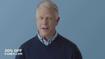 Kane 11 Socks TV Spot, 'What Size Socks Do You Wear: 20 Percent Off' Featuring Boomer Esiason - Thumbnail 5