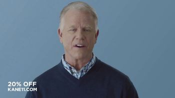Kane 11 Socks TV Spot, 'What Size Socks Do You Wear: 20 Percent Off' Featuring Boomer Esiason - Thumbnail 7