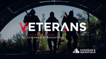 Cushman & Wakefield TV Spot, 'Veterans' - Thumbnail 1