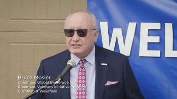 Cushman & Wakefield TV Spot, 'Veterans' - Thumbnail 4