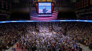 Bernie 2020 TV Spot, 'Fights For Us' - Thumbnail 1