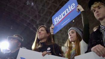 Bernie 2020 TV Spot, 'Fights For Us' - Thumbnail 10