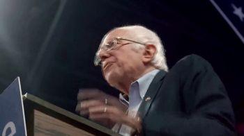 Bernie 2020 TV Spot, 'Fights For Us' - Thumbnail 2