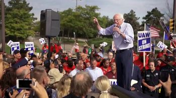 Bernie 2020 TV Spot, 'Fights For Us' - Thumbnail 6