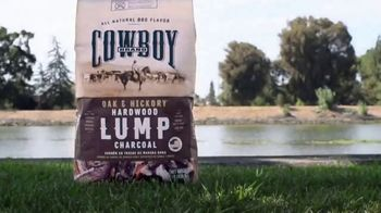 Cowboy Charcoal TV Spot, 'The Best Barbecue'