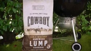 Cowboy Charcoal TV Spot, 'The Best Barbecue' - Thumbnail 7