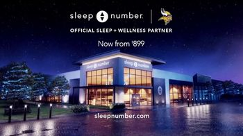 Sleep Number Ultimate Sleep Number Event TV Spot, 'This Is Not a Bed' Featuring Kirk Cousins - Thumbnail 10