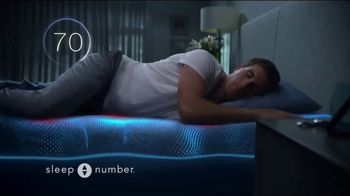 Sleep Number Ultimate Sleep Number Event TV Spot, 'This Is Not a Bed' Featuring Kirk Cousins