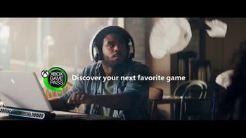 Xbox Game Pass TV Spot, 'Discover Your Next Favorite Game' Song by Black & Gray - Thumbnail 9