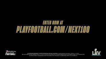 NFL Play Football TV Spot, 'Next 100' - Thumbnail 9
