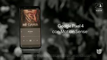 Google Pixel 4 TV Spot, 'Univision: la función Motion Sense' [Spanish] - Thumbnail 4