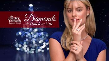 Jewelry Exchange TV Spot, 'Timeless Gift: Rings and Earrings' - Thumbnail 1