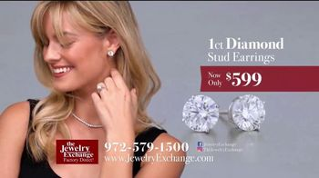 Jewelry Exchange TV Spot, 'Timeless Gift: Rings and Earrings' - Thumbnail 7