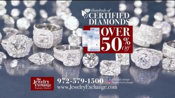 Jewelry Exchange TV Spot, 'Timeless Gift: Rings and Earrings' - Thumbnail 8