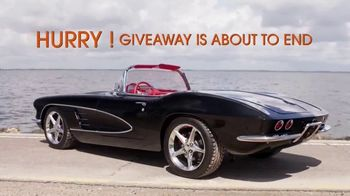 Dream Giveaway TV Spot, 'Corvette: Classic and New'
