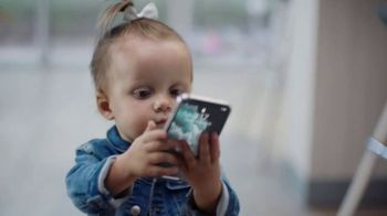 XFINITY Mobile Beyond Black Friday TV Spot, 'First Words: iPhone 11 Pro' Song by Screamin' Jay Hawki - Thumbnail 6