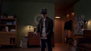 Oculus Quest TV Spot, 'Defy Reality: Vader Immortal' Featuring Eric Wareheim - Thumbnail 1