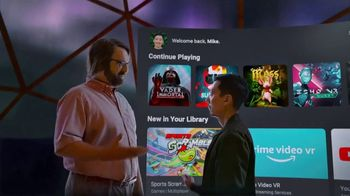 Oculus Quest TV Spot, 'Defy Reality: Vader Immortal' Featuring Eric Wareheim - Thumbnail 7