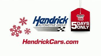 Hendrick Automotive Group Red Tag Sales Event TV Spot, 'Save on Every New and Used Car' - Thumbnail 10