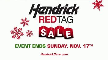 Hendrick Automotive Group Red Tag Sales Event TV Spot, 'Save on Every New and Used Car' - Thumbnail 9