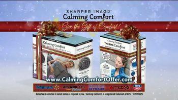 Sharper Image Calming Comfort & Therma Comfort TV Spot, 'Holidays: Perfect Gift' - Thumbnail 7