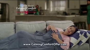 Sharper Image Calming Comfort & Therma Comfort TV Spot, 'Holidays: Perfect Gift'