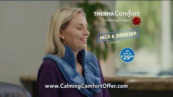 Sharper Image Calming Comfort & Therma Comfort TV Spot, 'Holidays: Perfect Gift' - Thumbnail 5