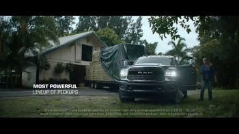 Ram Trucks Employee Pricing Plus TV Spot, 'Ram Nation' [T2]