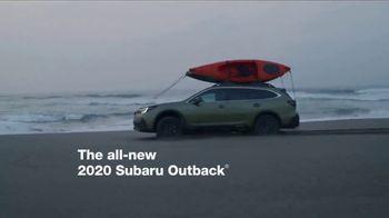 Subaru Share the Love Event TV Spot, 'Adventurous Heart' [T1] - Thumbnail 2
