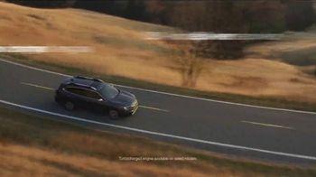 Subaru Share the Love Event TV Spot, 'Adventurous Heart' [T1] - Thumbnail 4