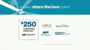 Subaru Share the Love Event TV Spot, 'Adventurous Heart' [T1] - Thumbnail 8