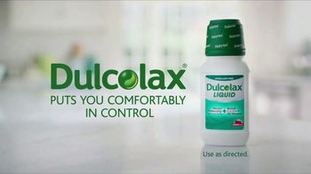 Dulcolax Liquid TV Spot, 'Gentle and Fast' - Thumbnail 7