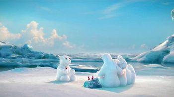 Coca-Cola TV Spot, 'Snow Polar Bear' Song by Edvard Grieg - Thumbnail 10