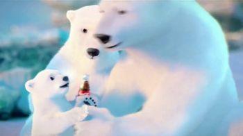 Coca-Cola TV Spot, 'Snow Polar Bear' Song by Edvard Grieg - Thumbnail 7