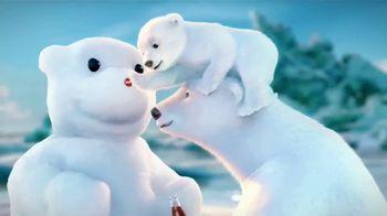 Coca-Cola TV Spot, 'Snow Polar Bear' Song by Edvard Grieg - Thumbnail 8