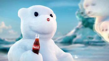 Coca-Cola TV Spot, 'Snow Polar Bear' Song by Edvard Grieg - Thumbnail 9