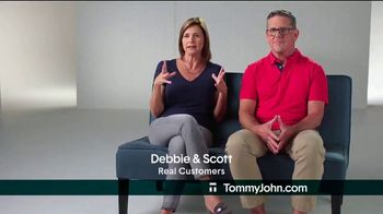 Tommy John TV Spot, 'No More Butt Picking' - 4 commercial airings