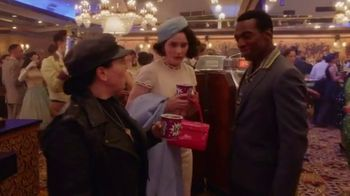 Amazon Prime Video TV Spot, 'The Marvelous Mrs. Maisel S3 - College Try' - Thumbnail 7