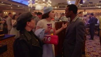 Amazon Prime Video TV Spot, 'The Marvelous Mrs. Maisel S3 - College Try' - Thumbnail 8